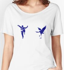 Crane Style Kung Fu Women's Relaxed Fit T-Shirt