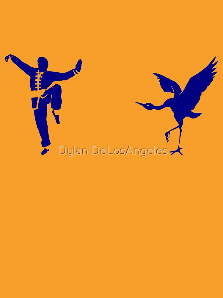 Crane Style Kung Fu by delosangeles