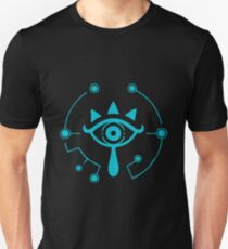Sheikah Slate from Breath of the Wild Unisex T-Shirt