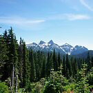 Peaks by plaidfluff