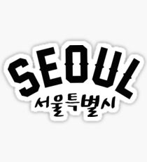SEOUL SPECIAL CITY Sticker