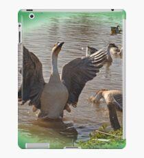 waterfowl iPad Case/Skin