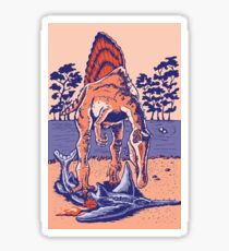 Spinosaurus the Hunter Sticker
