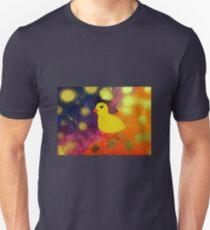Spraypaint Duck  Unisex T-Shirt