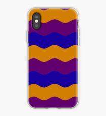 Wavy gravy iPhone Case