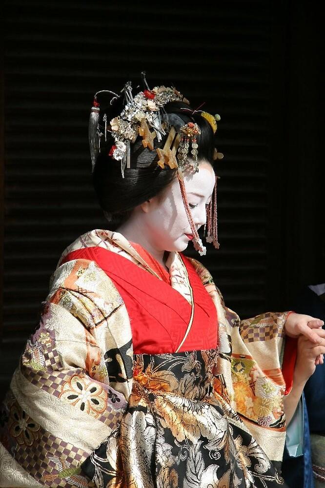 Doll Burning Ceremony - Guest Geisha II by Trishy