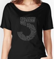 Babylon 5 Quotes - Grey Women's Relaxed Fit T-Shirt