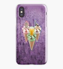 Three Favours Cornetto Trilogy iPhone Case
