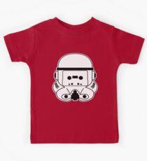 Cassette Trooper Kids Tee