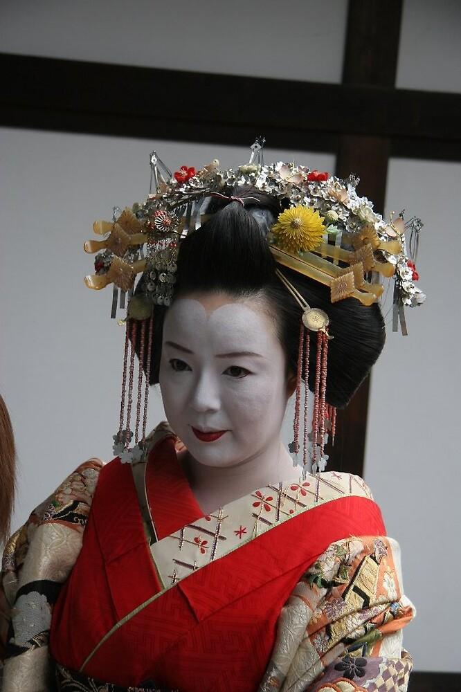 Doll Burning Ceremony - Guest Geisha by Trishy