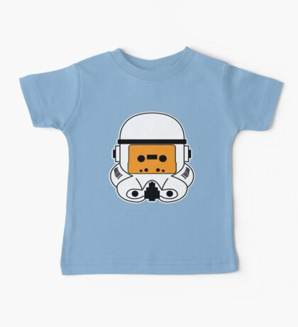 Cassette Trooper - Orange Kids Clothes