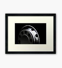 Rim Framed Print