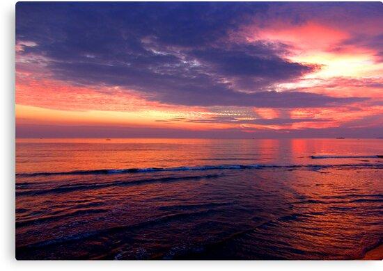 Dawn Lights by Dave Lloyd