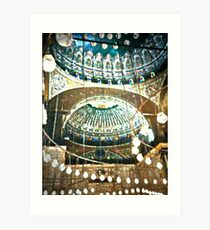 Coptic Church Art Print
