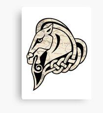 Skyrim: Whiterun Emblem Canvas Print