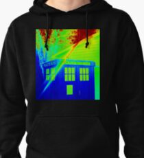 T.A.R.D.I.S. Rainbow Pullover Hoodie
