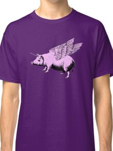 pigasus (or air force one) Classic T-Shirt