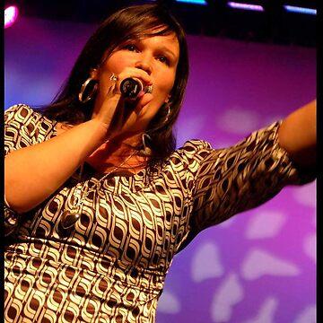 Lead Vocalist by makingali