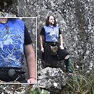 Celtic Horse Triskelle Graphic T by Toradellin