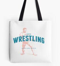 Catch Wrestling-  Established in 1870 Tote Bag