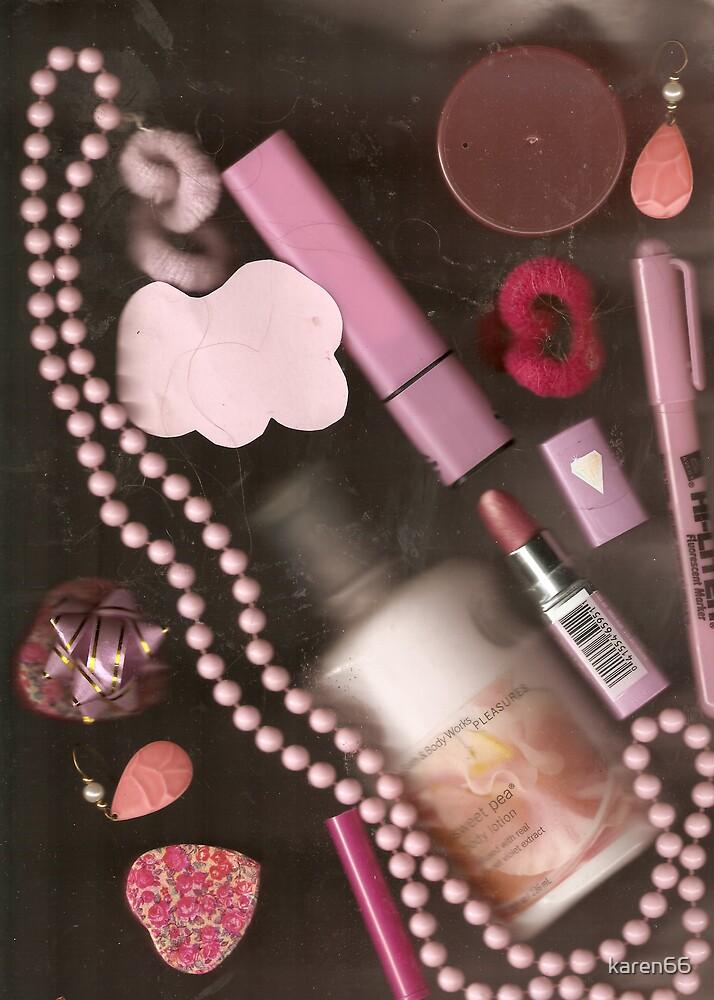 Pink Collage by karen66
