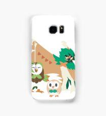 Rowlet Dartrix Decidueye - Pokemon Samsung Galaxy Case/Skin