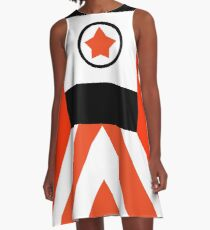 Popova Star A-Line Dress