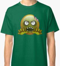 Emoji Zombie Classic T-Shirt