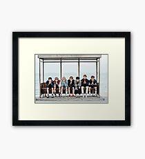 BTS, You Never Walk Alone Framed Print