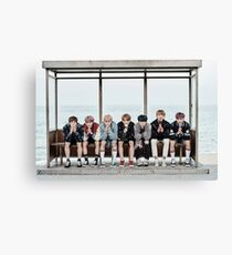 BTS, You Never Walk Alone Canvas Print