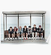 BTS, You Never Walk Alone Poster