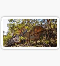 Australia Rocks Sticker