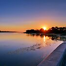 Cunninghame Sunset by Tracie Louise