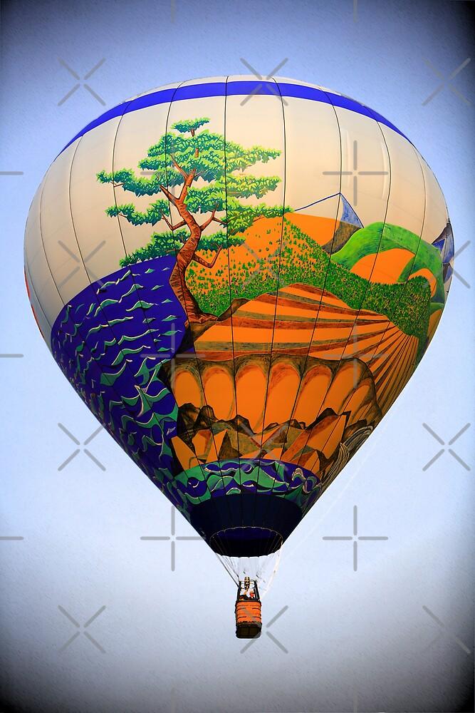 Balloon Races by Ben Pacificar