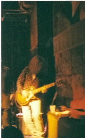 Rock Star by Bernadette Claffey