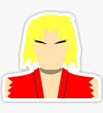 Ken Vector Sticker