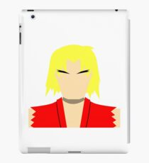 Ken Vector iPad Case/Skin