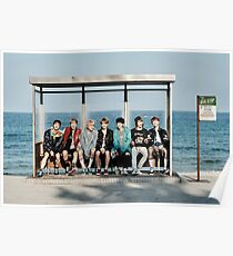 BTS You Never Walk Alone Poster