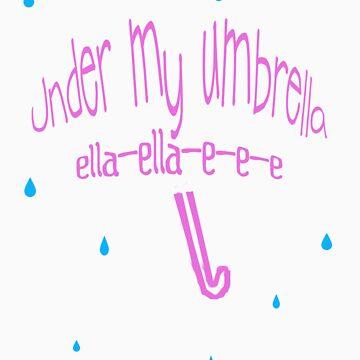 Umbrella ella ella e! by rkdogz