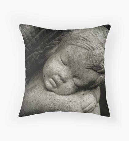 A little Angel Throw Pillow