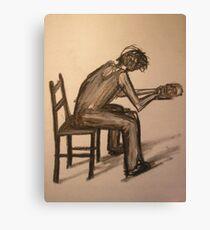 Chair Canvas Print