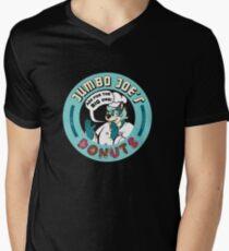Jumbo Joe's Donuts Men's V-Neck T-Shirt