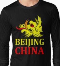 BOARS HEAD-BEIJING Long Sleeve T-Shirt