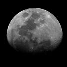 Moon 3/8/17 by Chuck Manges