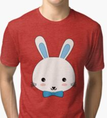 Easter Day,Easter Bunny Tri-blend T-Shirt