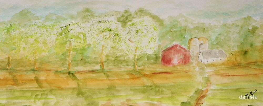 sunny farm by daniels