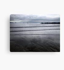 Vancouver - Tide Canvas Print