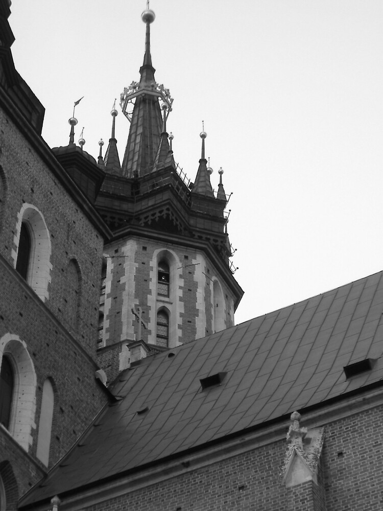 krakow (Poland) the bells are ringing by Emma Fitzgerald