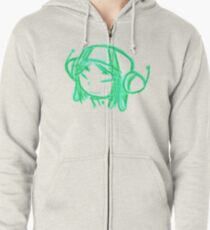 Phase 1 Noodle Doodle Zipped Hoodie