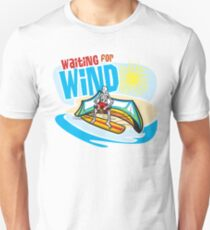 Waiting For Wind Unisex T-Shirt